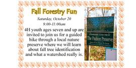 Fall forestry fun1