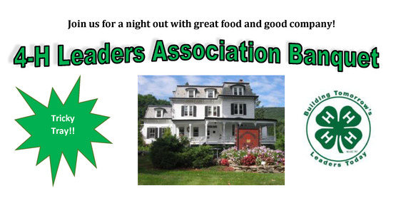 Join us for a night out with great food and good company
