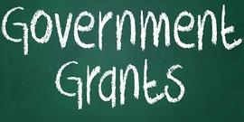 Government grants chalkboard850x425