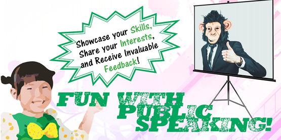 fun with public speaking