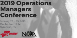 2019 operations managers conference