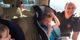 Dansville Car Seat Check