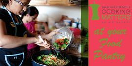 Cooking Matters at Your Food Pantry