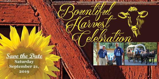 Bountiful Harvest Banner