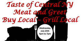 Taste of Central NY Meat and Greet