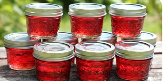 Preserving Jam