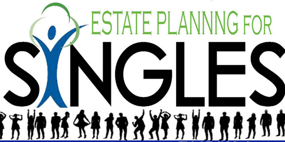 Estate Planning for singles logo