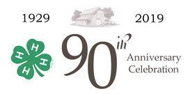 4-H 90th-anniversary celebration text