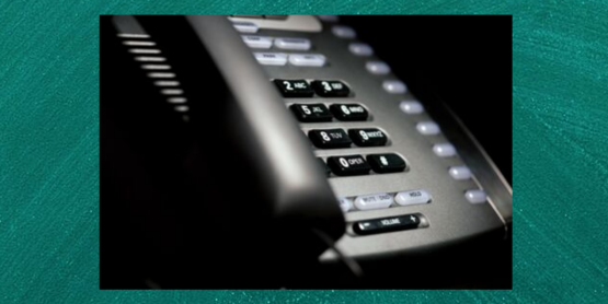 CCE phone system is currently having issues.