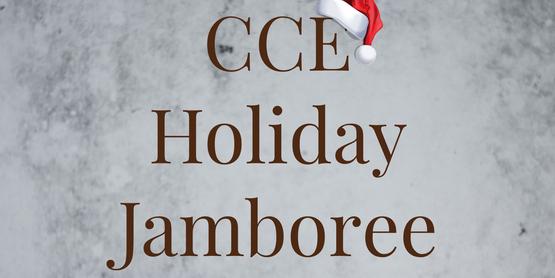 holiday jamboree flyer
