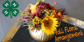 Fall Floral Arranging