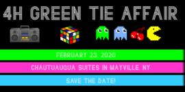 4-h green tie affair 2020