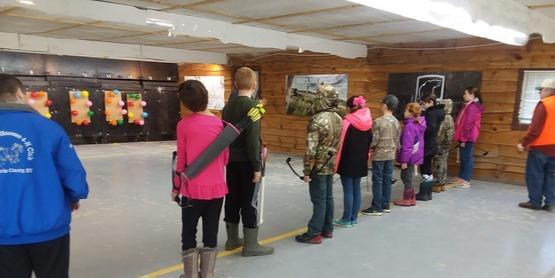 Schoharie 4-H Into to Archery Workshop