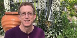 Dan Klein at a conservatory