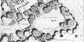 Liveable Landscape p 37 design drawing landscape plan