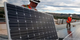 solar installation - Department of Energy photo