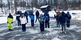 4-H Outdoor Skills class