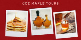 Maple Tours at the Extension Learning Farm