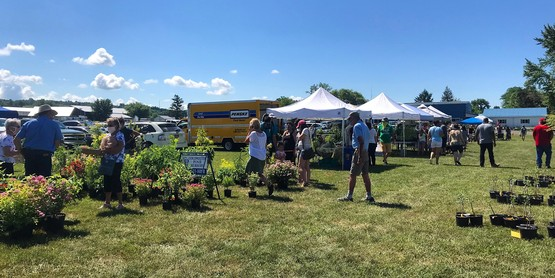 2021 Spring Plant Sale and Farmers Market
