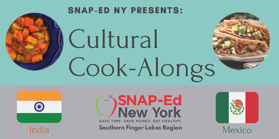 Cultural Cook Along recipes
