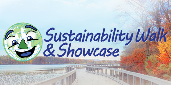 Join us for the Sustainability Walk & Showcase on October 2, 2021.