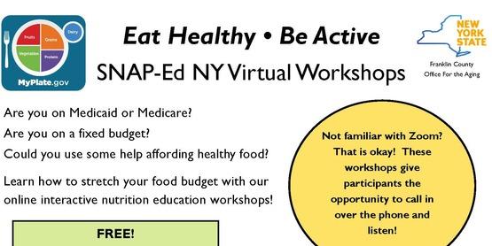 july snap workshops