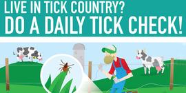 Do a Daily Tick Check