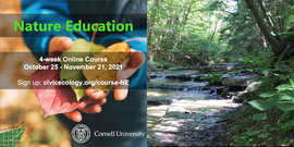 Nature Education 4 week online course 2021