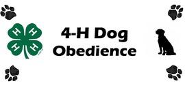 Dog obedience 2018 flier