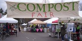 2014 Compost Fair, Tompkins County NY