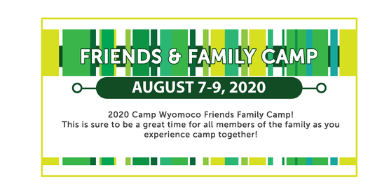 2020 Friends & Family