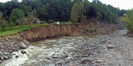 Post irene moodna creek panorama from forge hill new windsor  ny