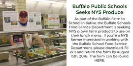 Buffalo schools seek farmers
