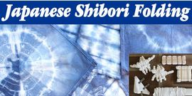 Shibori banner