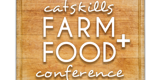 Ccesc farm and food conference logo