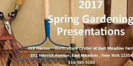 2017 spring gardening presentations reg form