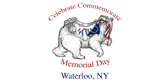 Celebrate commemorate memorial day website graphic