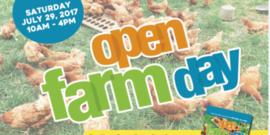 Open farm day 2017