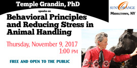 Temple grandin banner graphic