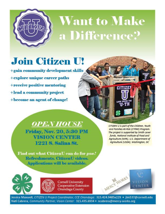 citizen u flyer