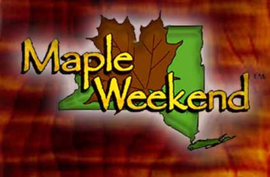 Image from Wyoming Co. Maple Weekend site at:  http://mapleweekend.com/