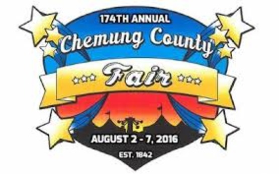 Chemung County Fair Logo