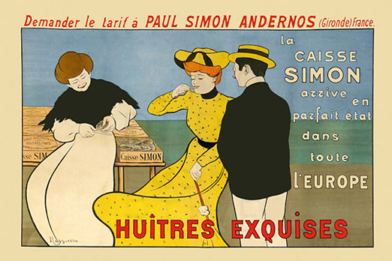 spat french postcard september