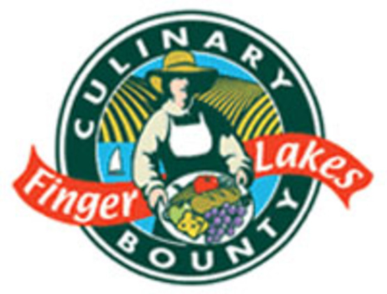 Sidebar logo for Finger Lakes Culinary Bounty (200px wide for use as sidebar link