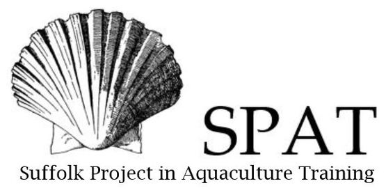 SPAT Suffolk Project in Aquaculture Training logo