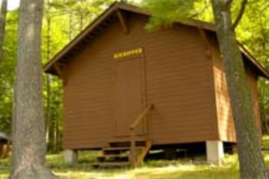 Big Dipper Lodge exterior