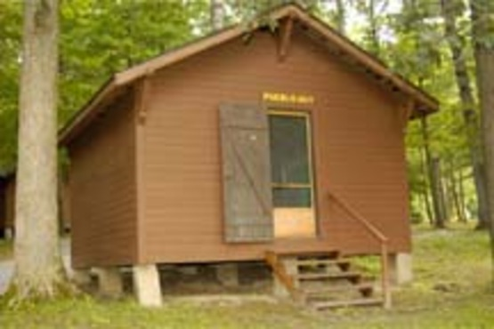 Pueblo Hut