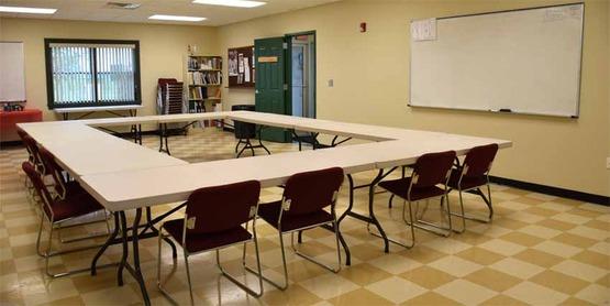 Curtis Classroom