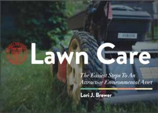 Cover of Lawn Care by Lori J. Brewer for use in sidebar with link to pdf at