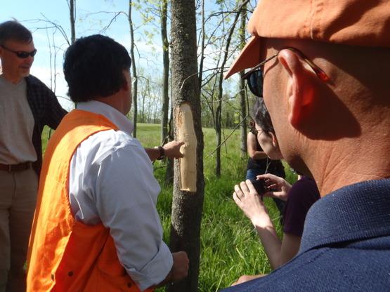 2012 1st Detector Training